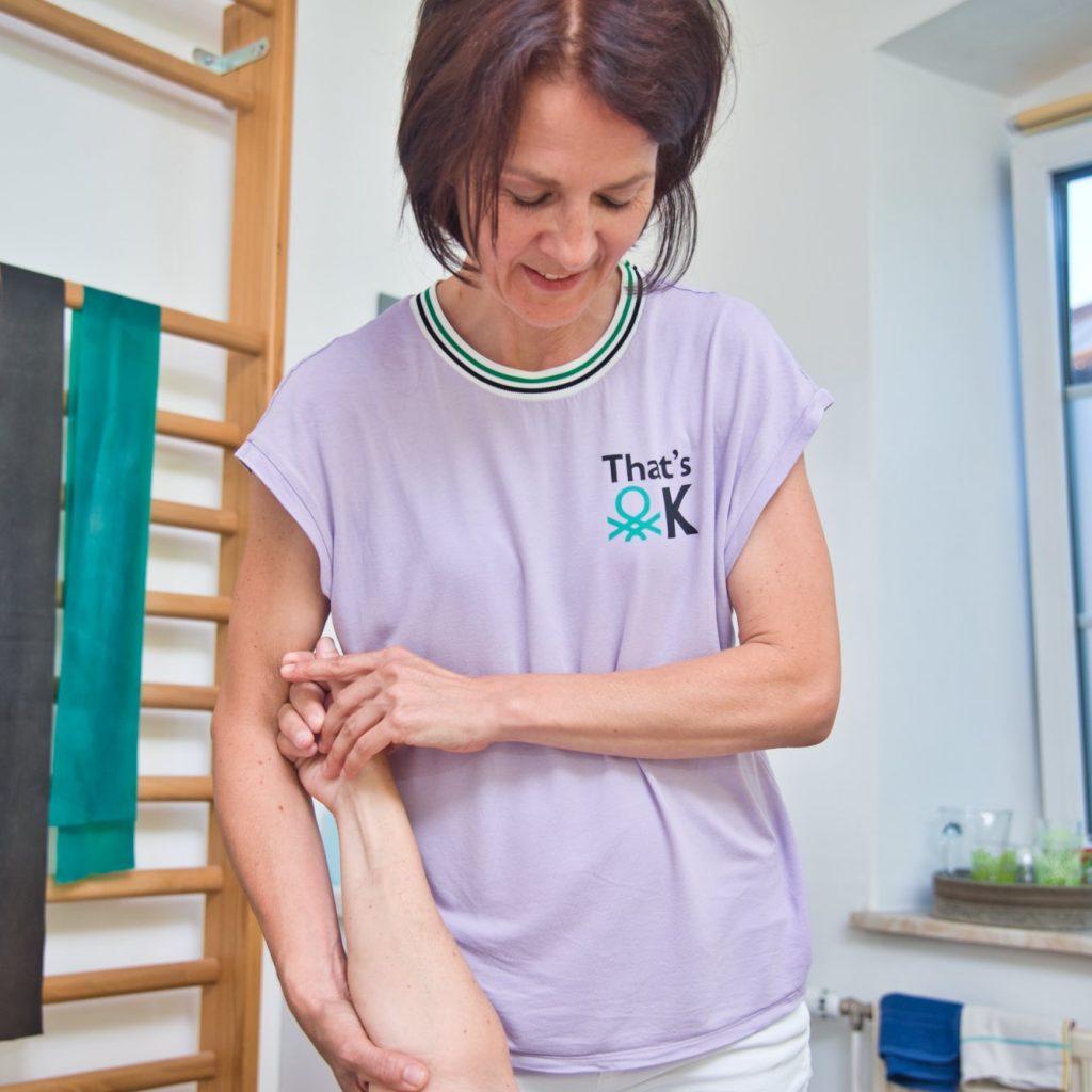 Physiotherapie von Karin Mayr