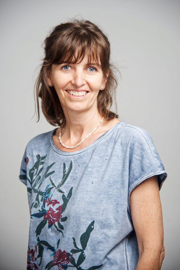 Halbportrait von Elisabeth Mühlberghuber